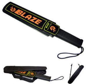 Blaze Metal Detectors
